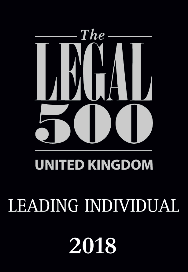Legal 500 leading individuals