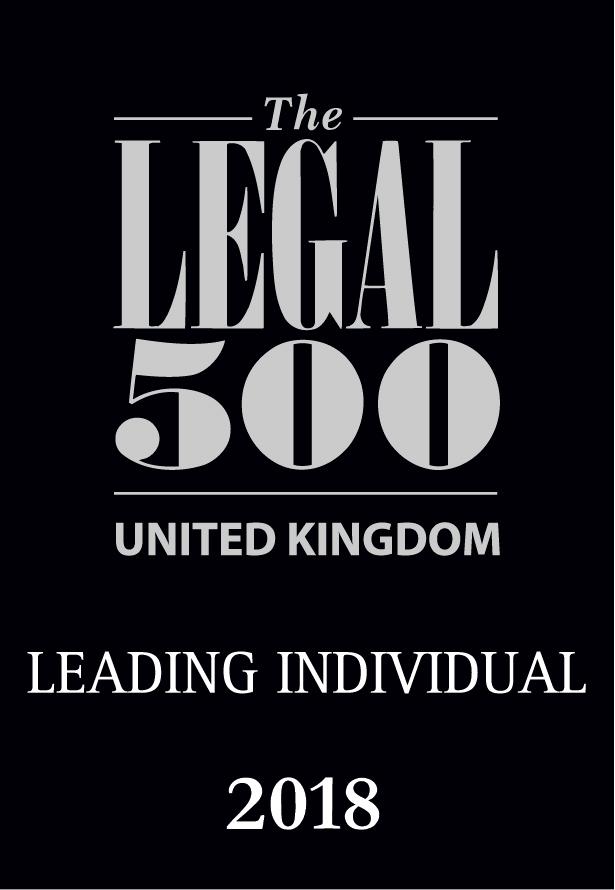Legal 500 leading individuals