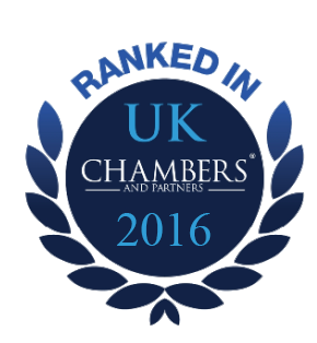 Chambers ranked lawyer