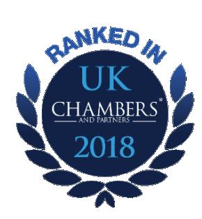 Chambers ranked