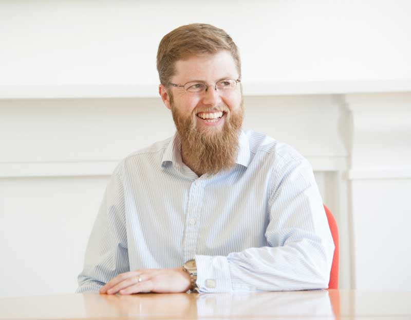 Corporate solicitor at Willans, Chris Wills