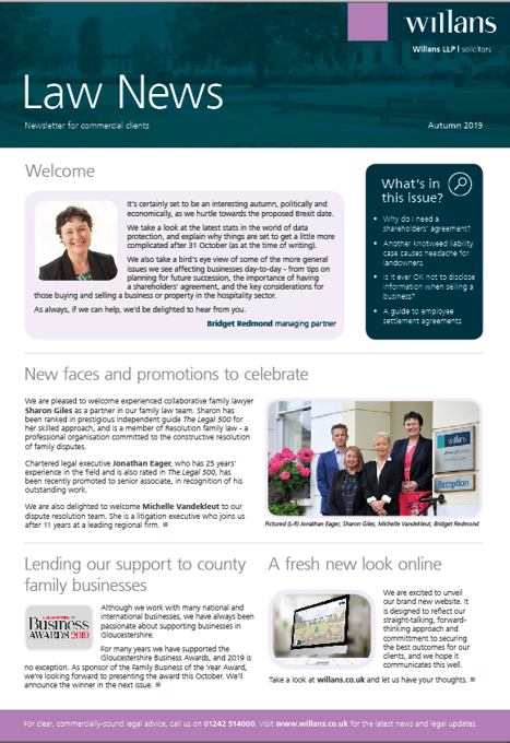 Law News Autumn 2019