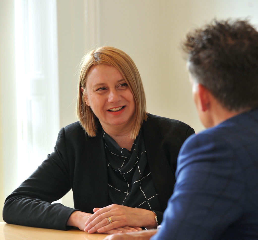 Family law solicitor