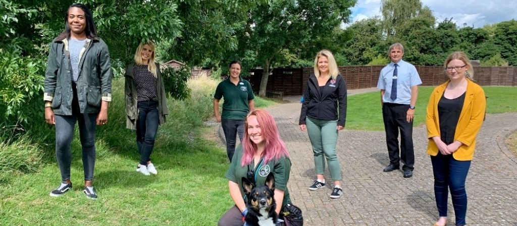 New charity partnership with Cheltenham Animal Shelter and Willans LLP solicitors